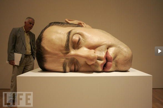 Super Freaky Lifelike Sculptures - Photo Gallery, 20 Pictures - LIFE