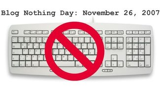 Blognothingday